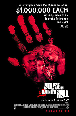 House On Haunted Hill - 1999